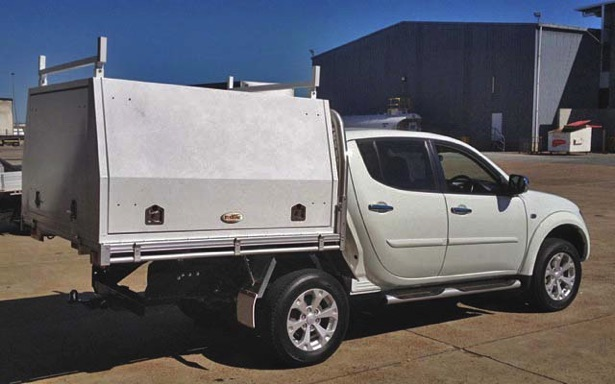 fitted ute canopy